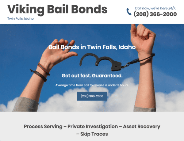 Viking Bail Bonds